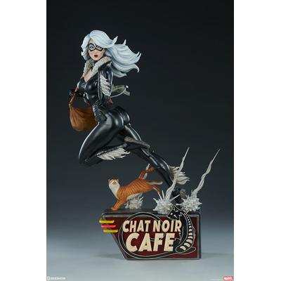 Statuette Marvel Black Cat 41cm
