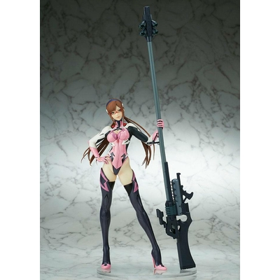 Statuette Rebuild of Evangelion Mari Makinami Illustrious 25cm