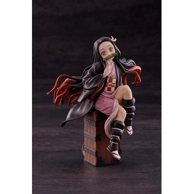 Statuette Demon Slayer Kimetsu no Yaiba Nezuko Kamado 16cm