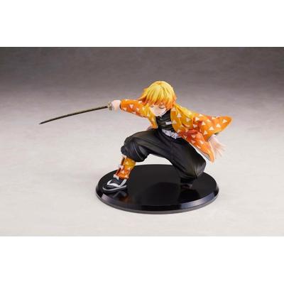 Statuette Demon Slayer Kimetsu no Yaiba Zenitsu Agatsuma 12cm