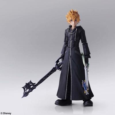 Figurine Kingdom Hearts III Bring Arts Roxas 15cm
