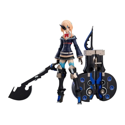 Figurine Figma Heavily Armed High School Girls San 14cm