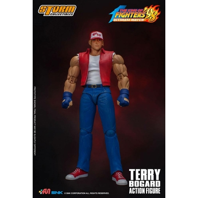 Figurine King of Fighters '98 Ultimate Match Terry Bogard 18cm
