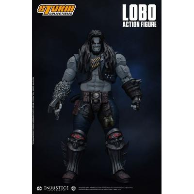 Figurine Injustice Gods Among Us Lobo 21cm
