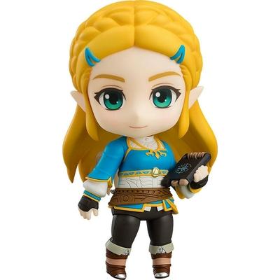 Figurine Nendoroid The Legend of Zelda Breath of the Wild Zelda Breath of the Wild Ver. 10cm