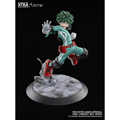 Statuette My Hero Academia Izuku Midoriya Xtra tsume