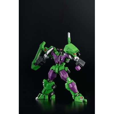 Figurine Transformers Furai Model Plastic Model Kit Devastator 18cm