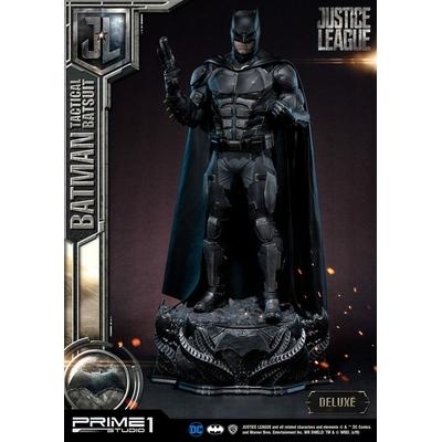 Statue Justice League Batman Tactical Batsuit Deluxe Version 88cm