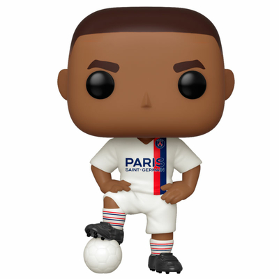 Figurine Football Funko POP! Kylian Mbappé Third Kit 9cm