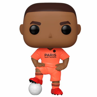 Figurine Football Funko POP! Kylian Mbappé Away Kit 9cm