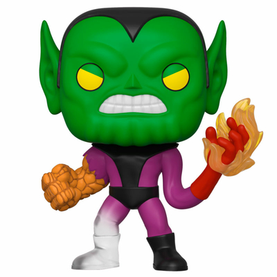 Figurine Fantastic Four Funko POP! Marvel Super-Skrull 9cm