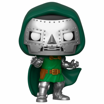 Figurine Fantastic Four Funko POP! Marvel Doctor Doom 9cm