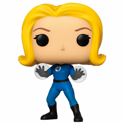 Figurine Fantastic Four Funko POP! Marvel Invisible Girl 9cm