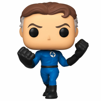 Figurine Fantastic Four Funko POP! Marvel Mister Fantastic 9cm