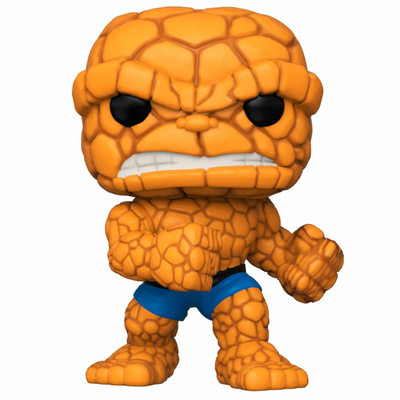 Figurine Fantastic Four Funko POP! Marvel The Thing 9cm