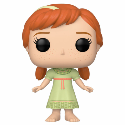 Figurine La Reine des neiges 2 Funko POP! Disney Young Anna 9cm