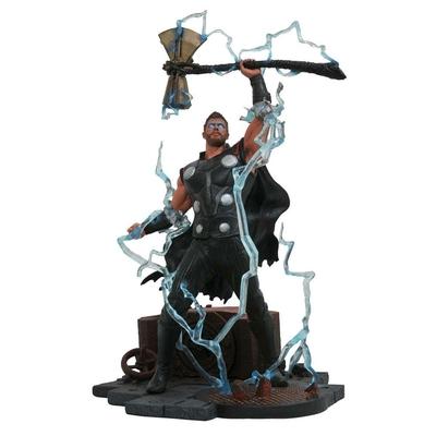 Statuette Avengers Infinity War Marvel Gallery Thor 23cm