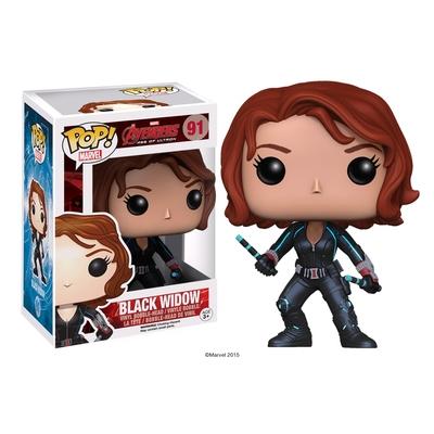 Figurine Bobble Head Avengers L'Ère d'Ultron POP! Black Widow 10 cm