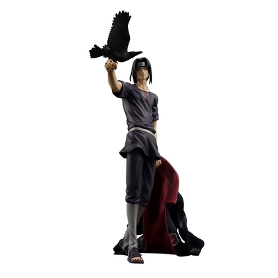Statuette Naruto Shippuden G.E.M. Series Itachi Uchiha 23cm