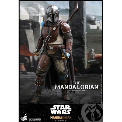 Figurine Star Wars The Mandalorian Hot Toys The Mandalorian 30cm