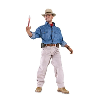 Figurine Jurassic Park Dr. Alan Grant 30cm