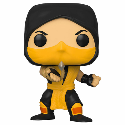 Figurine Mortal Kombat Funko POP! Scorpion 9cm