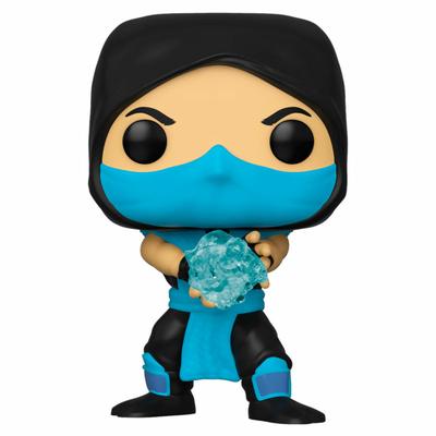 Figurine Mortal Kombat Funko POP! Sub-Zero 9cm
