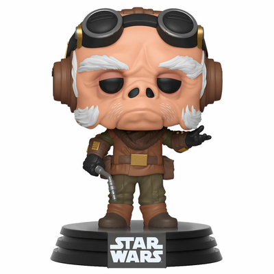 Figurine Star Wars The Mandalorian Funko POP! Kuiil 9cm