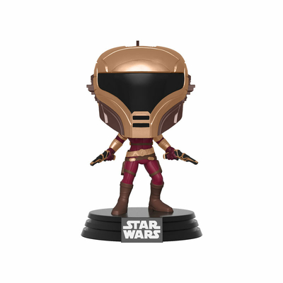 Figurine Star Wars Episode IX Funko POP! Zorii Bliss 9cm