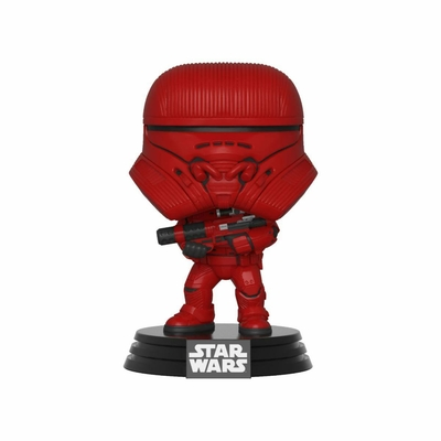 Figurine Star Wars Episode IX Funko POP! Sith Jet Trooper 9cm