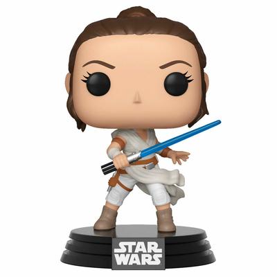 Figurine Star Wars Episode IX Funko POP! Rey 9cm