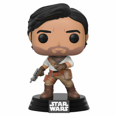 Figurine Star Wars Episode IX Funko POP! Poe Dameron 9cm
