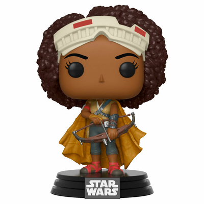 Figurine Star Wars Episode IX Funko POP! Jannah 9cm