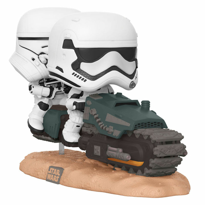Figurine Star Wars Episode IX Funko POP! Movie Moment First Order Tread Speeder 9cm