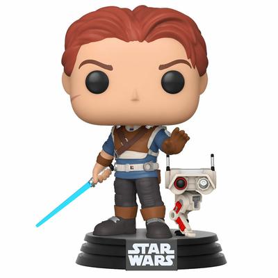 Figurine Star Wars Jedi Fallen Order Funko POP! Jedi 9cm