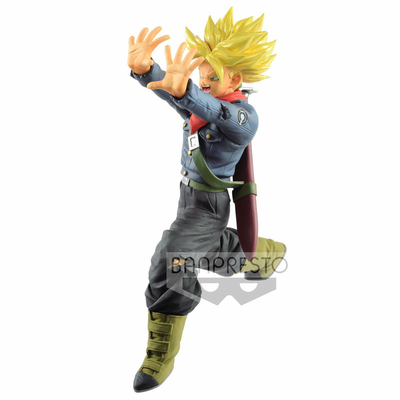 Statuette Dragon Ball Super Super Saiyan Trunks Future Galick Gun 17cm