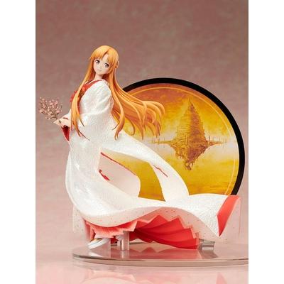 Statuette Sword Art Online Alicization Asuna Shiromuku 23cm