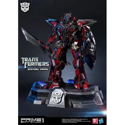 Statue Transformers 3 La Face cachée de la Lune Sentinel Prime 73cm