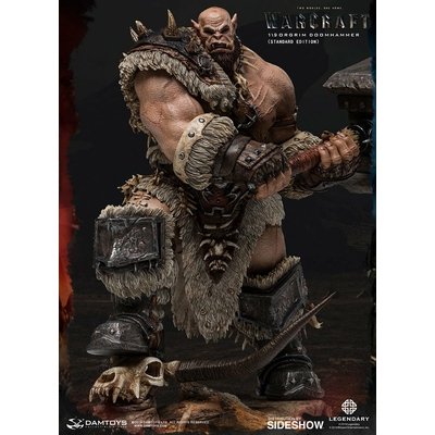 Statuette Warcraft The Beginning Orgrim Standard Version 27cm