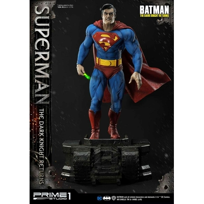 Statue Batman The Dark Knight Returns Superman 88cm