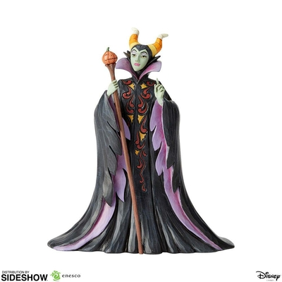 Statuette Disney Traditions Maléfique Halloween La Belle au bois dormant 21cm