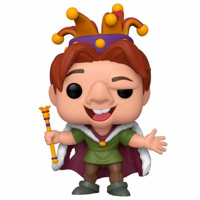 Figurine Le Bossu de Notre-Dame Funko POP! Disney Quasimodo - Fool 9cm