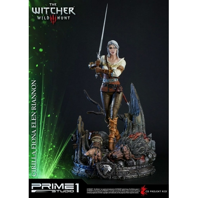 Statue Witcher 3 Wild Hunt Ciri of Cintra 69cm