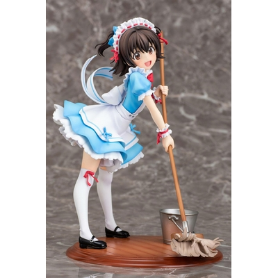 Statuette Idolmaster Cinderella Girls Miria Akagi Let's Go Miss Maid 19cm