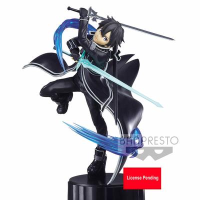 Statuette Sword Art Online Espresto Kirito 23cm
