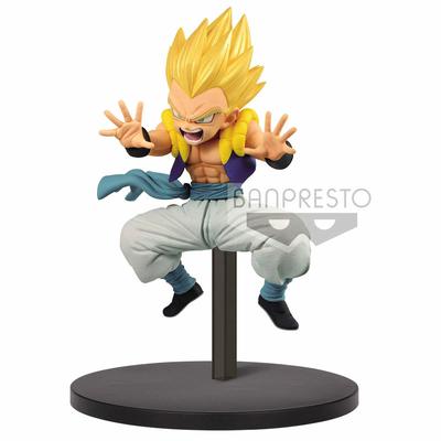 Statuette Dragon Ball Super Chosenshiretsuden Super Saiyan Gotenks 10cm