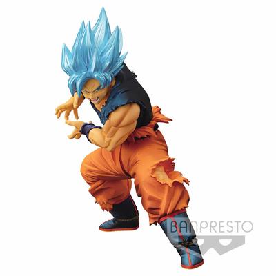Statuette Dragon Ball Super Maximatic SSGSS Son Goku 20cm