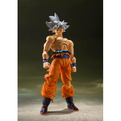 Figurine Dragon Ball Super S.H. Figuarts Son Goku Ultra Instinct 14cm