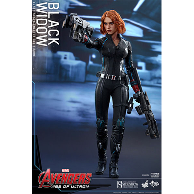 Figurine Avengers L'Ère d'Ultron Movie Masterpiece Black Widow 28 cm