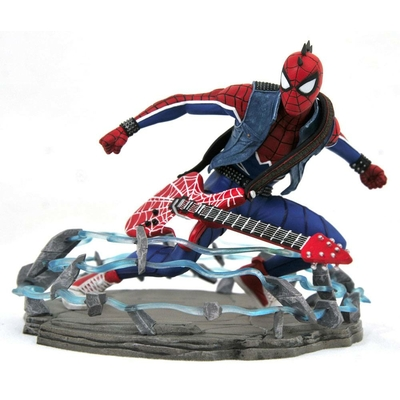 Statuette Spider-Man 2018 Marvel Video Game Gallery Spider-Punk Exclusive 18cm